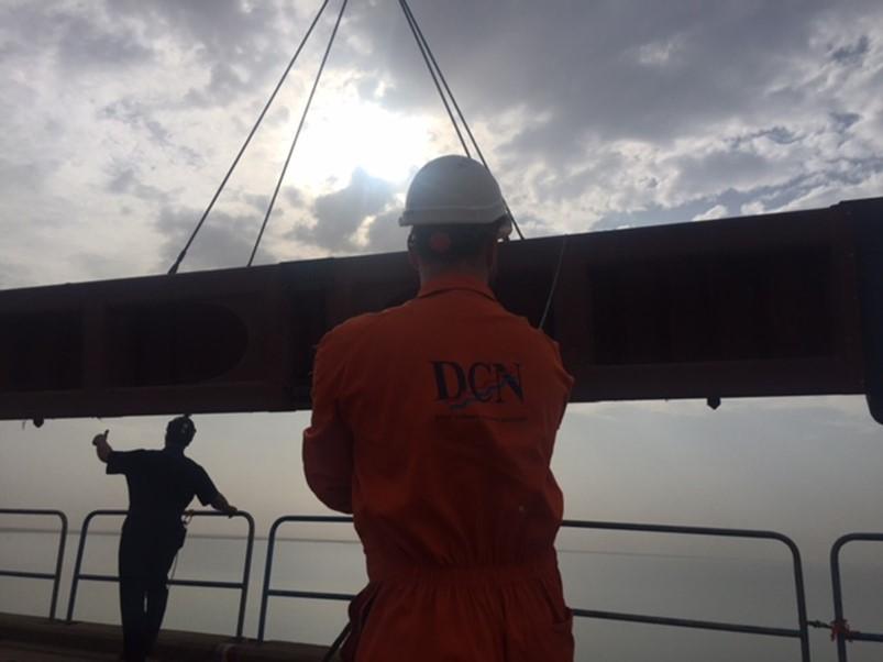 Roseires Hydro Powerdam Intake Rehabilitation