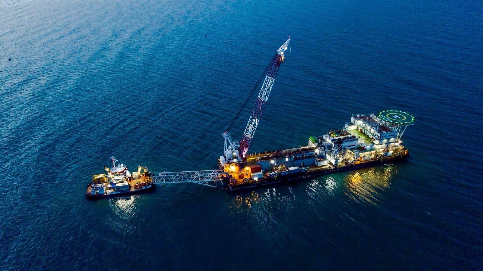 Sur de Texas Pipeline Installation Support
