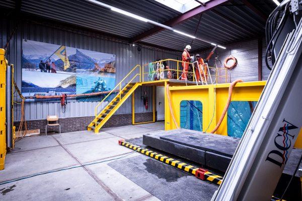 Wet Test Centre - 2019 S0014